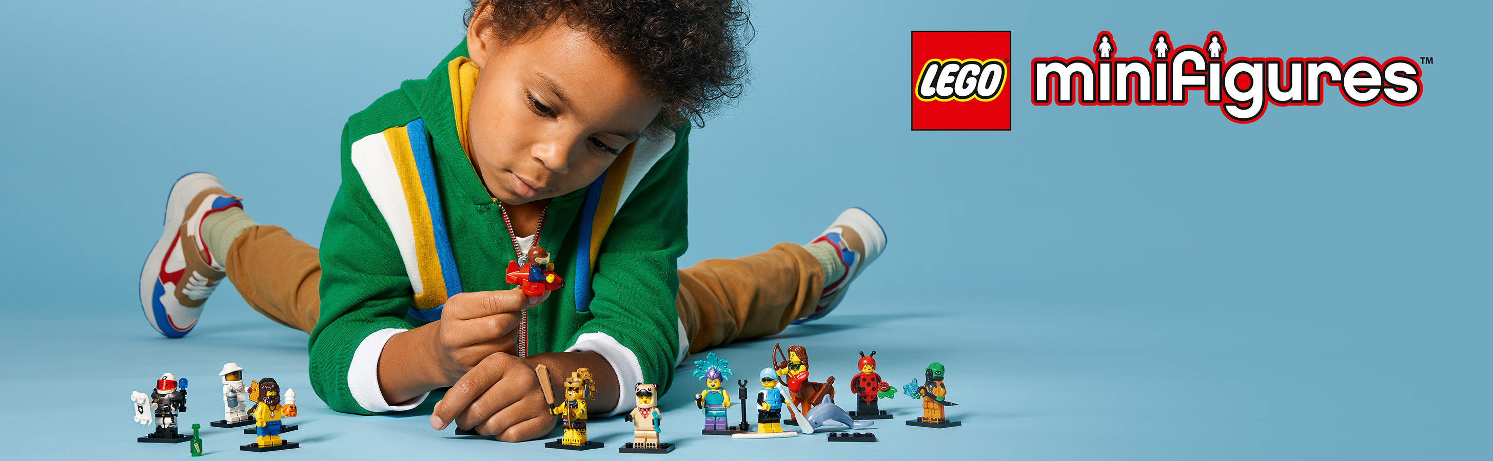 LEGO Minifigurky