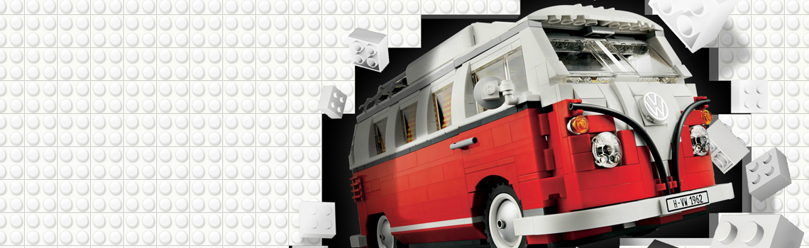 LEGO Creator stavby