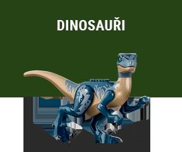 LEGO dinosauři
