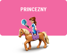 LEGO princezny