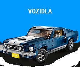 LEGO auta