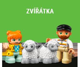 LEGO zvířata