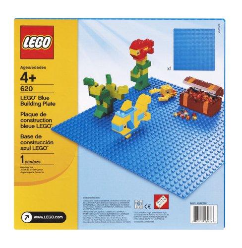 Lego Creator 0620 - Modrá podložka na stavění