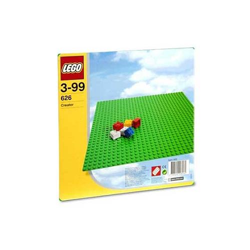 Lego Creator 0626 - Trávníková podložka na stavění