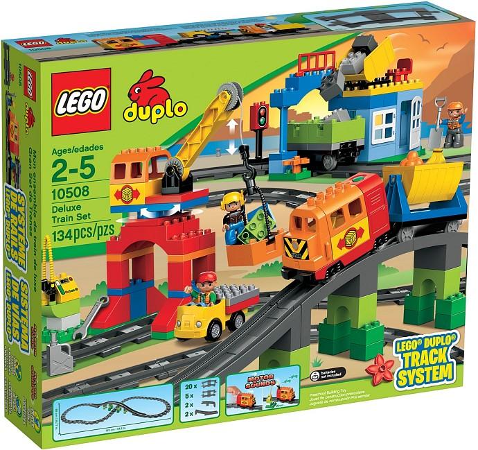 Lego DUPLO 10508 Vláček deluxe