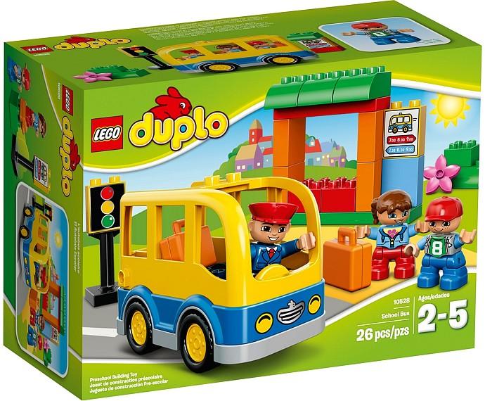 LEGO Duplo 10528 Školní Autobus