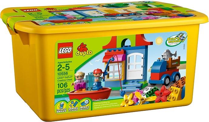 Lego DUPLO 10556 Tvořivá truhla