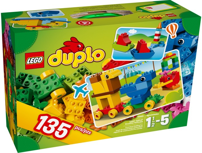 Lego Duplo 10565 Kreativní sada