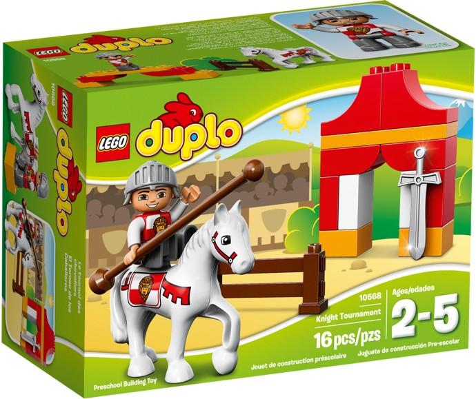 LEGO Duplo 10568 Rytířská výprava