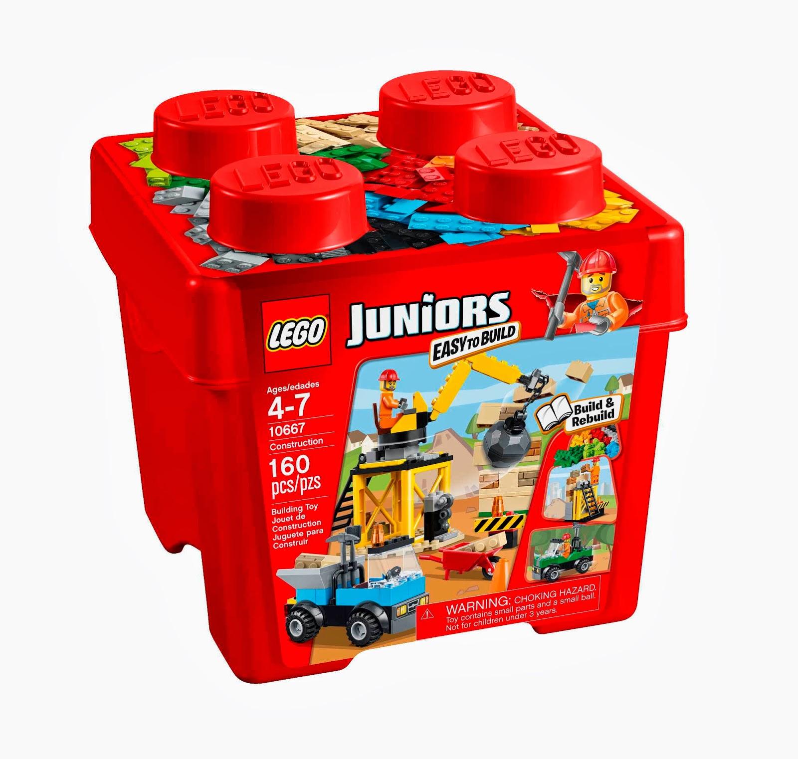LEGO Juniors 10667 Dětská konstrukce