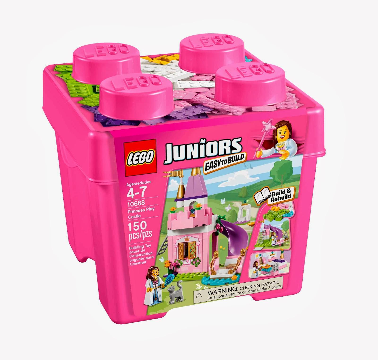LEGO Juniors 10668 Princeznin palác