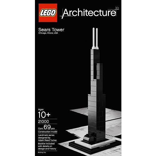 Lego 21000 Sears Tower