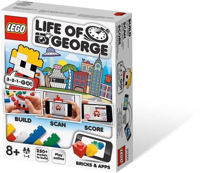 LEGO 21201 LIFE OF GEORGE 2
