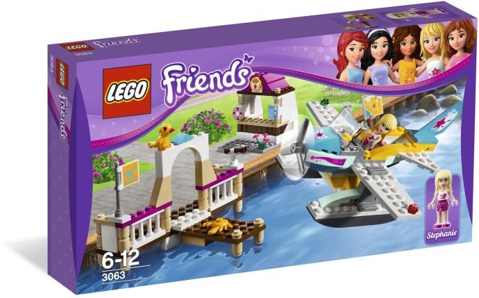 Lego 3063 Friends Letecký klub Heartlake