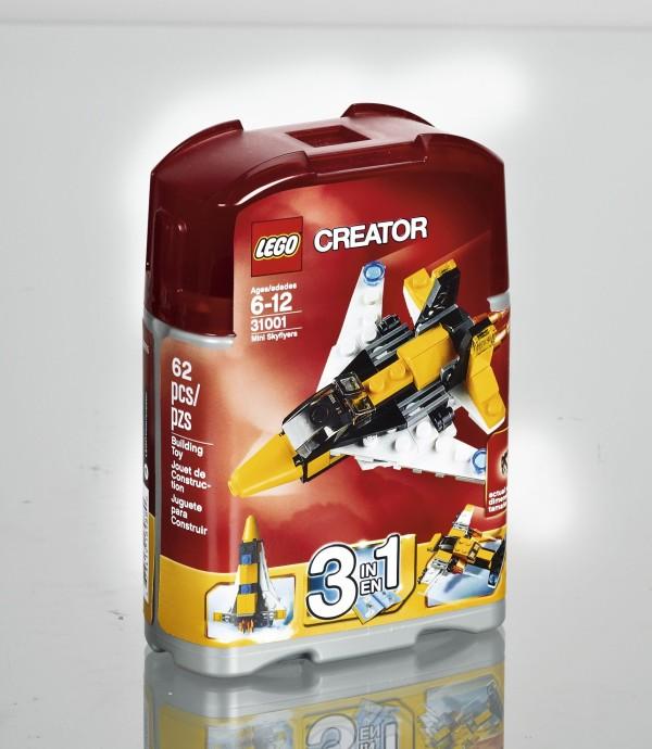 LEGO Creator 31001Mini tryskáč