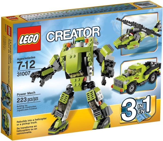 LEGO Creator 31007 Creator Robot