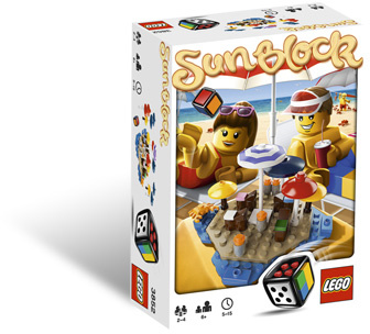 Lego 3852 Sun Block