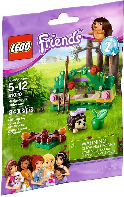 LEGO Friends 41020 Ježčí úkryt