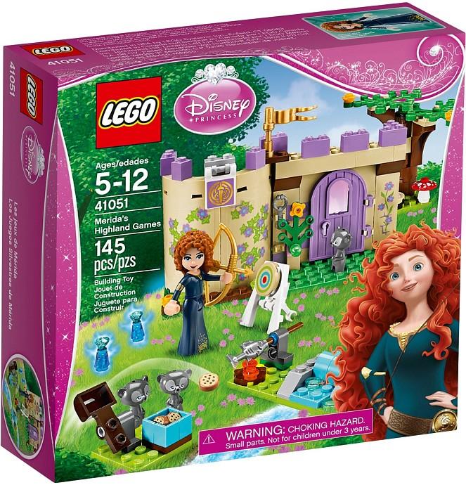 LEGO Disney 41051 Hry princezny Meridy