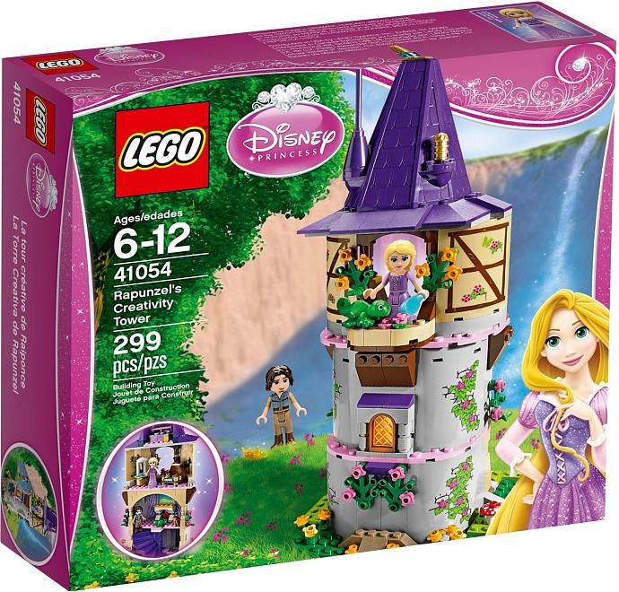 LEGO Disney 41054 Kreativní věž princezny Lociky