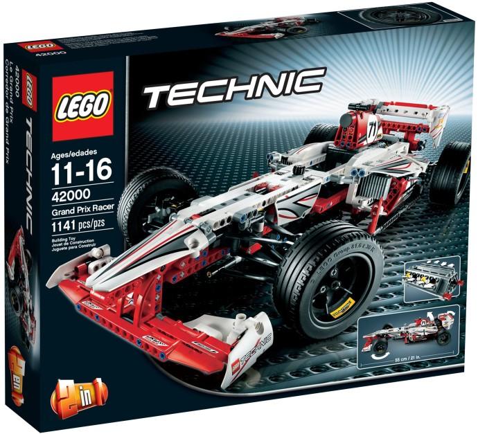 LEGO 42000 Technic Závoďák Grand Prix
