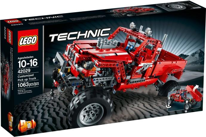 LEGO 42029 Technic Speciální pick up