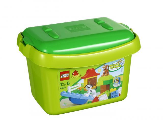Lego Duplo 4624 Box s kostkami