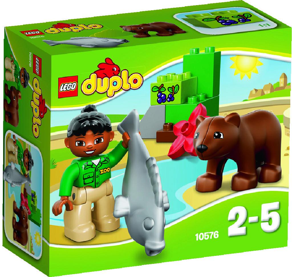 LEGO 10576 DUPLO Zoo