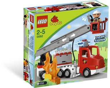 Lego DUPLO 5682 Hasičské auto