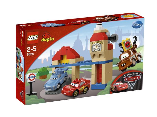 LEGO Duplo 5828 Big Bentley
