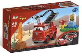 Lego Duplo Cars 6132 Hasičské auto