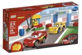 Lego Duplo Cars - 6133 Den závodu