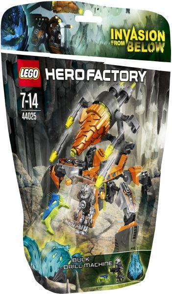 LEGO Hero Factory 44025 Razicí stroj Bulk