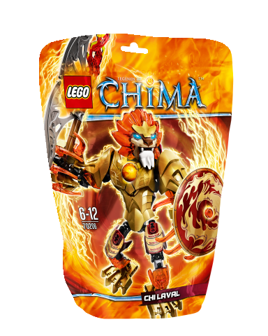LEGO Chima 70206 - CHI Laval