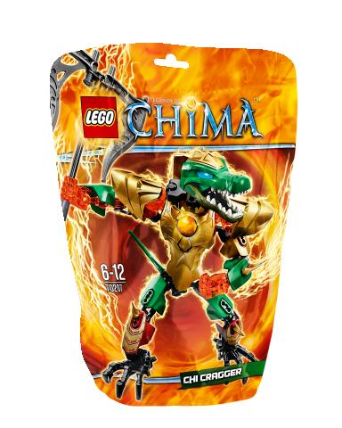 LEGO Chima 70207 - CHI Cragger
