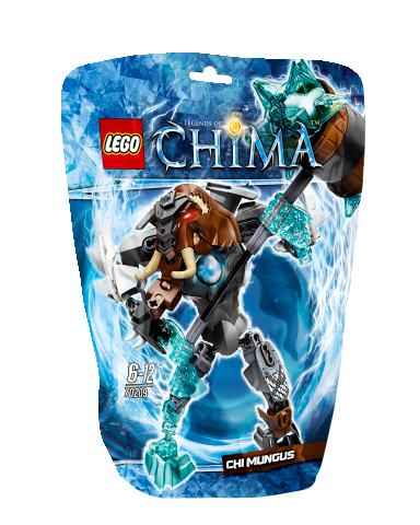 LEGO Chima 70209 - CHI Mungus