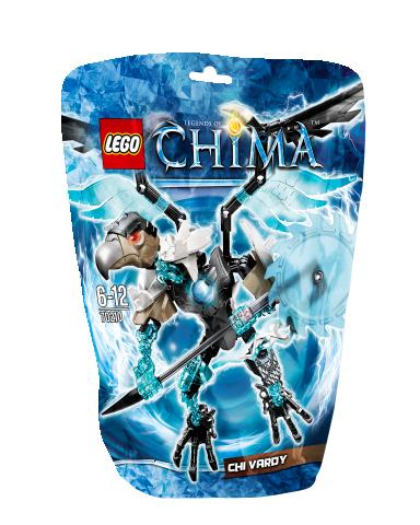 LEGO Chima 70210 - CHI Vardy
