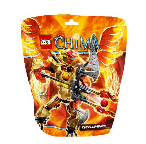 LEGO Chima 70211 - CHI Fluminox
