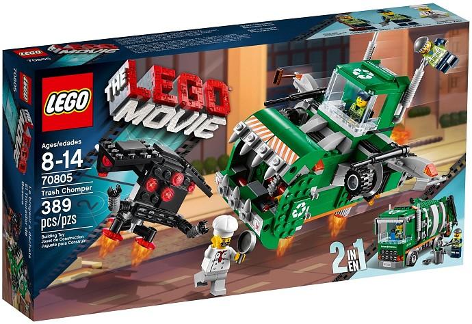LEGO Movie 70805 Drtič odpadu