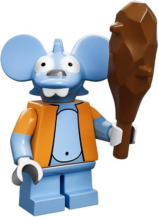 LEGO 71005 Minifigurka - Itchy
