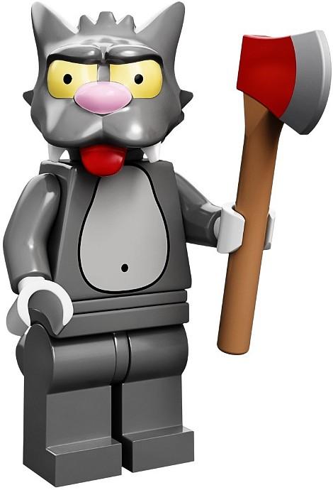 LEGO 71005 Minifigurka - Scratchy