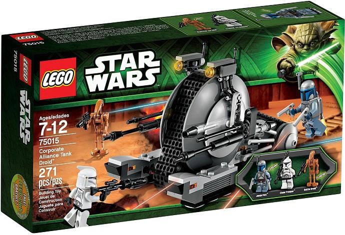 Lego 75015 Star Wars Tankový droid Aliance