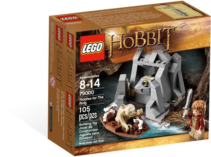 LEGO Hobbit 79000 Záhada prstenu