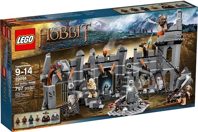LEGO 79014 HOBBIT Bitva v Dol Gulduru