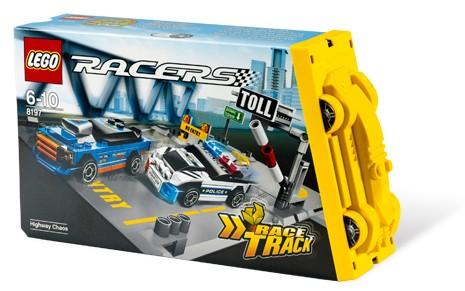 Lego Racers 8197 - Zmatek na dálnici