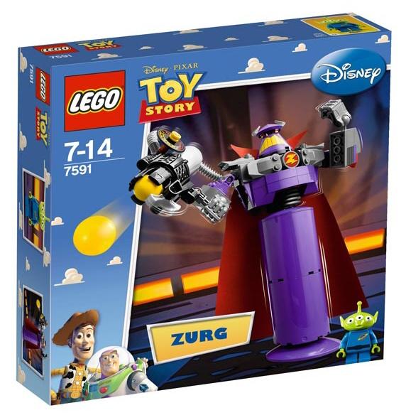 LEGO Toy Story 7591 - Sestav si Zurga