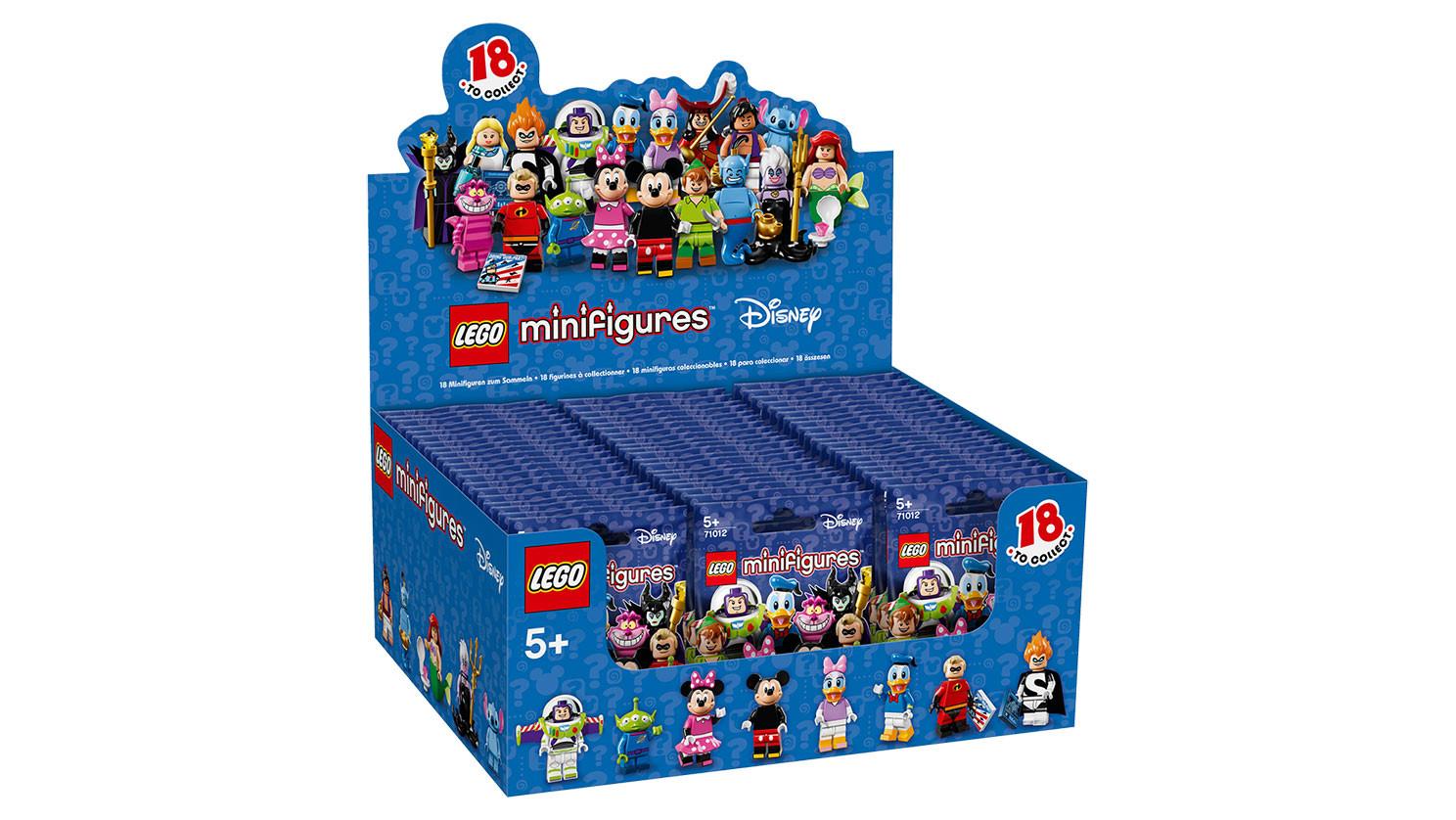 Lego Maleficent Minifigure LEGO 71012 Minifigurka...