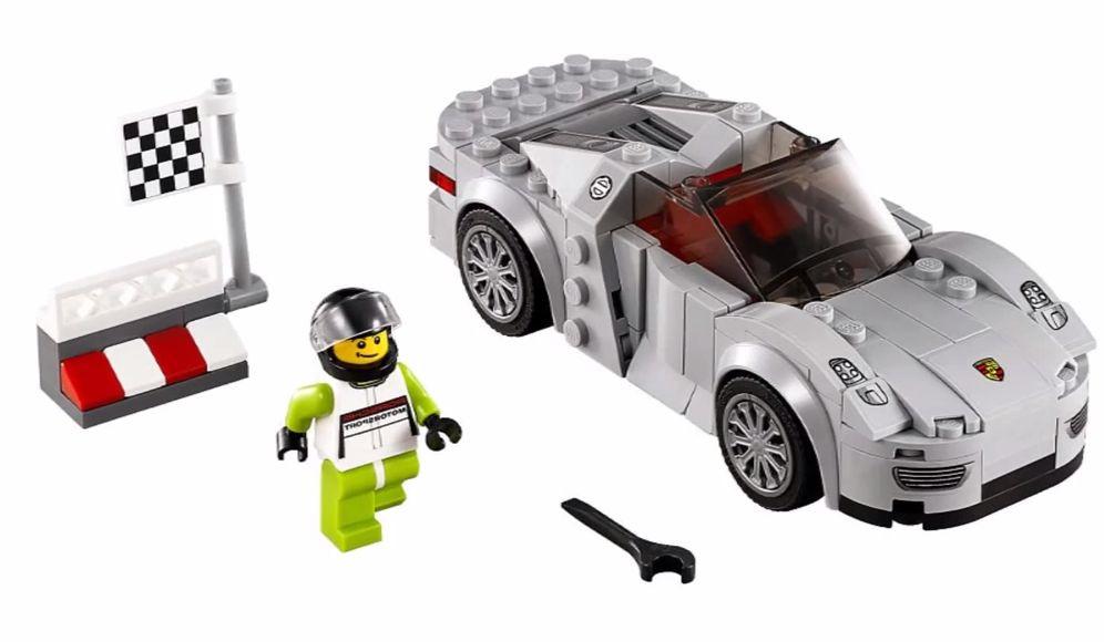 lego speed champions 75910 porsche 918 spyder hracky. Black Bedroom Furniture Sets. Home Design Ideas