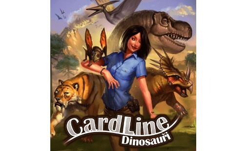 REXhry Cardline: Dinosauři