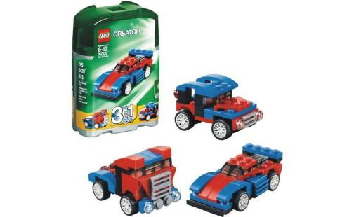 Lego Creator 31000 Mini závoďák